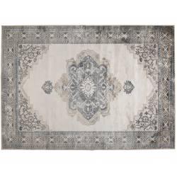 Tapis Mahal Gris Dutchbone Carpette Salon Tapisserie Tissu 2 Tailles