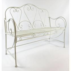 Banc Marcel banc banquette banc de jardin mobilier d'exterieur