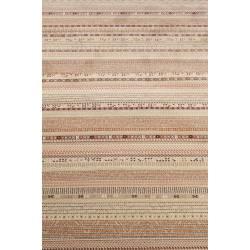 Tapis Nepal Clair Zuiver Carpette Salon à Franges Tissu 3 Tailles