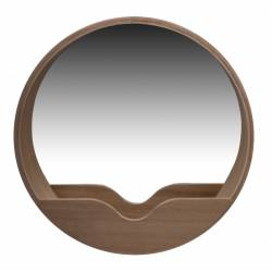 Miroir Round Wall Zuiver Glace Ronde Mural