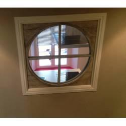 Réaliser une fenêtre intérieure