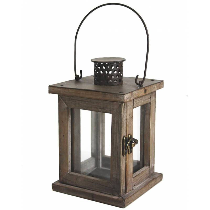 lanterne lampion carr ou bougeoir de jardin int rieur. Black Bedroom Furniture Sets. Home Design Ideas