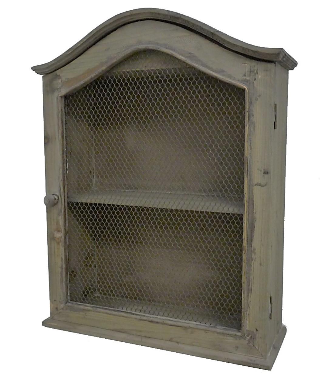 Meuble rangement bois champetre architecture d 39 int rieur Petite armoire de rangement en bois