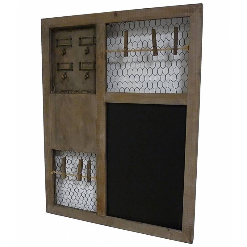 ardoise murale tableau noir lavable m mo pense b te porte cl s porte photos en b ebay. Black Bedroom Furniture Sets. Home Design Ideas