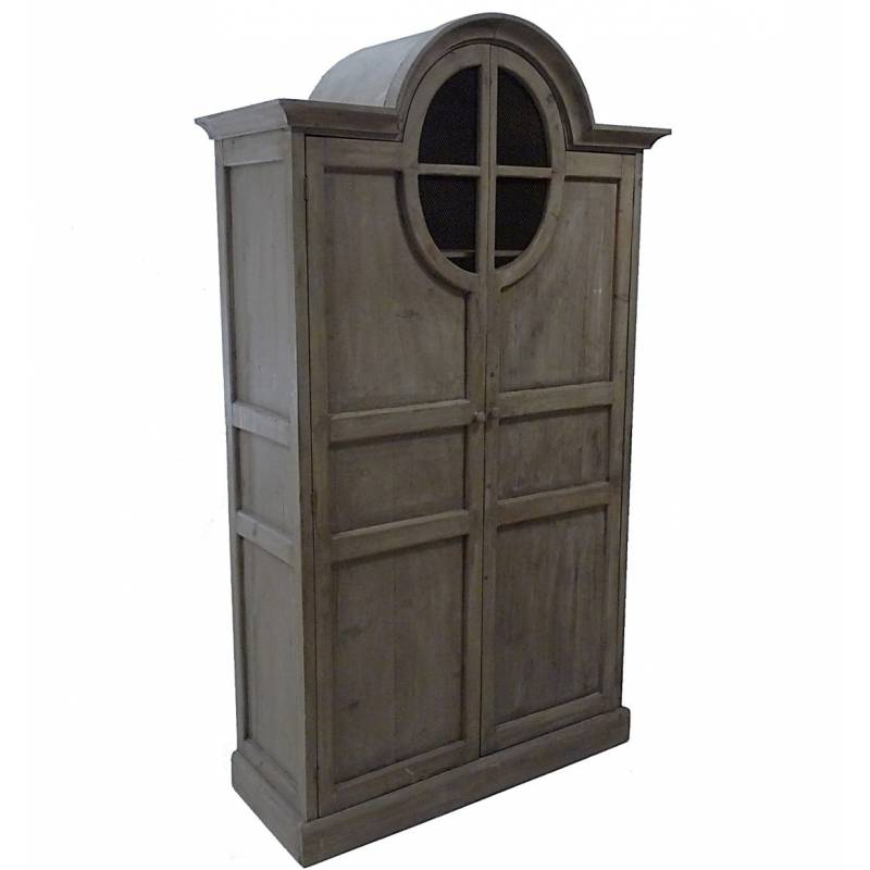 grande armoire 2 portes meuble de rangement biblioth que. Black Bedroom Furniture Sets. Home Design Ideas