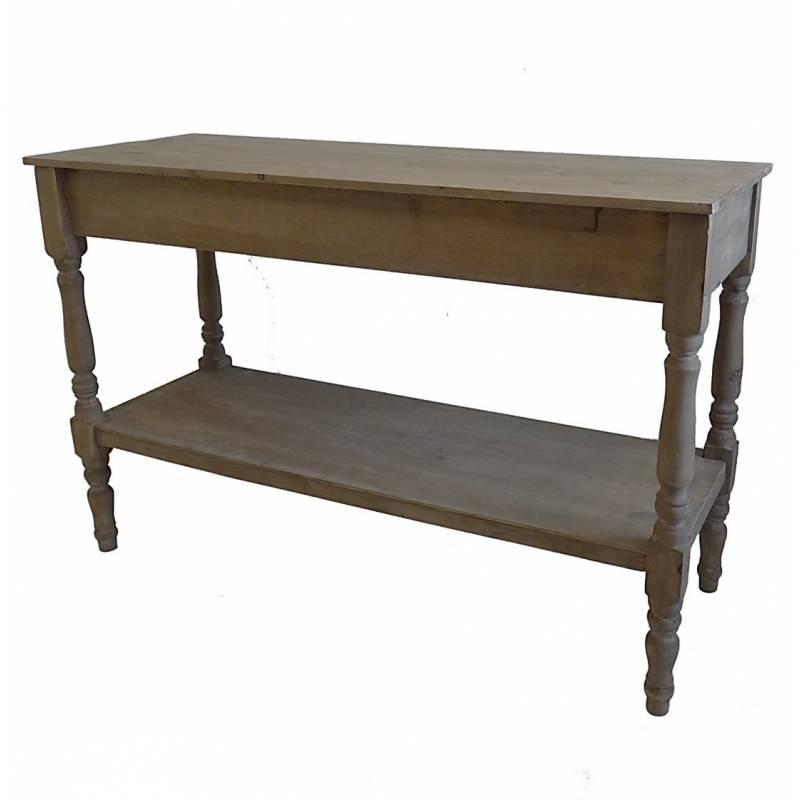 Table d appoint en bois d coration de maison - Console table d appoint ...