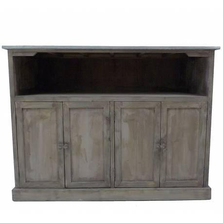 Comptoir de cuisine meuble de salle de bain bar bahut en for Comptoir du meuble angouleme