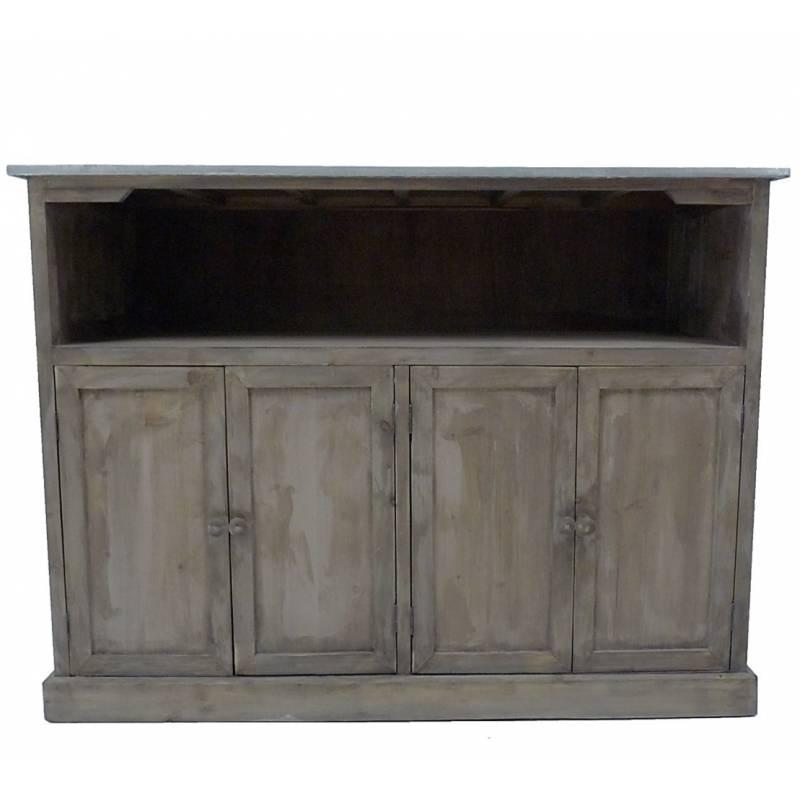 comptoir de cuisine meuble de salle de bain bar bahut en. Black Bedroom Furniture Sets. Home Design Ideas