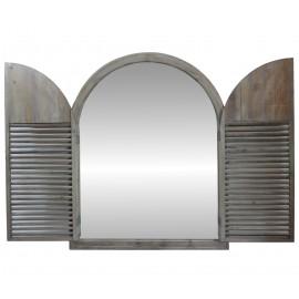 Miroirs à volets